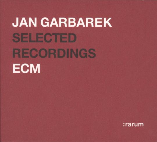 Jan Garbarek. Selected Recordings. 2 CDs.