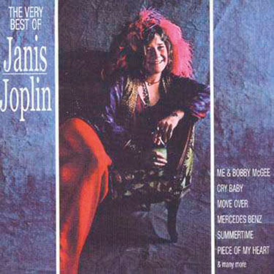 Janis Joplin. The Very Best Of. CD.