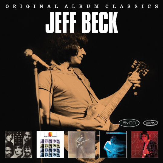 Jeff Beck. Original Album Classics. 5 CDs.