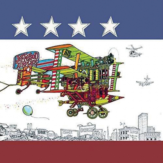 Jefferson Airplane. After Bathing At Baxter's (180g). LP.