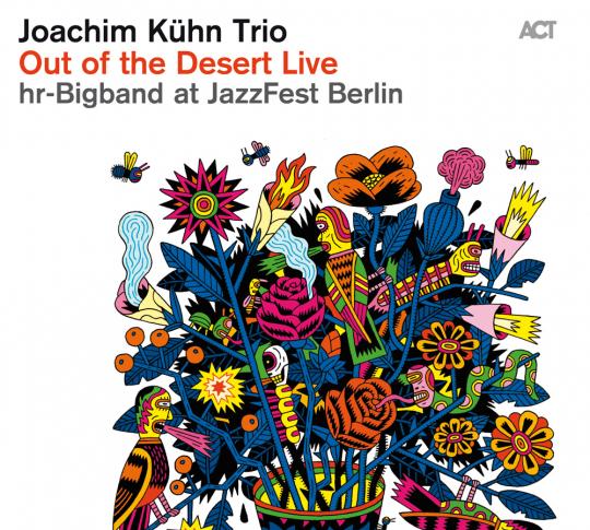 Joachim Kühn. Out of the Desert Live. CD.