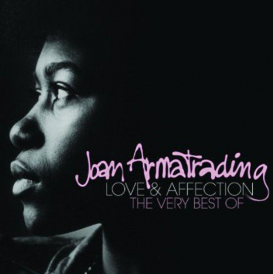 Joan Armatrading. Love & Affection: The Very Best Of. CD.