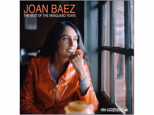 Joan Baez. Best Of The Vanguard Years. CD.