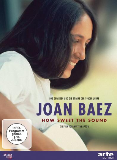 Joan Baez. How Sweet the Sound. DVD.