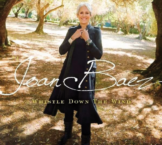 Joan Baez. Whistle Down The Wind. LP.