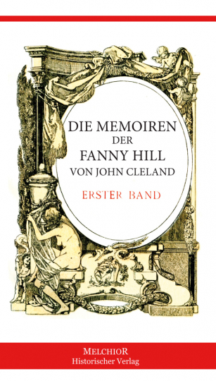 John Cleland. Die Memoiren der Fanny Hill.