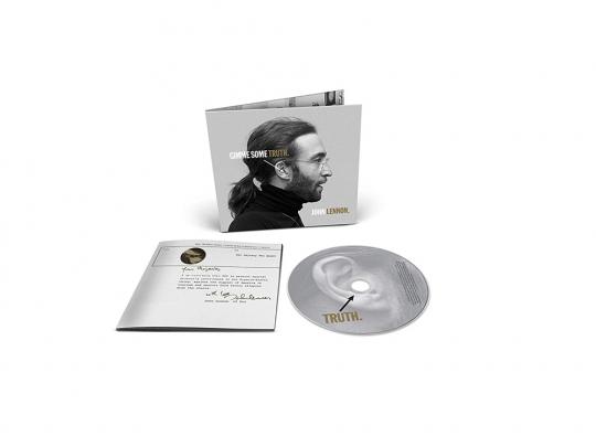 John Lennon. Gimme Some Truth. CD.