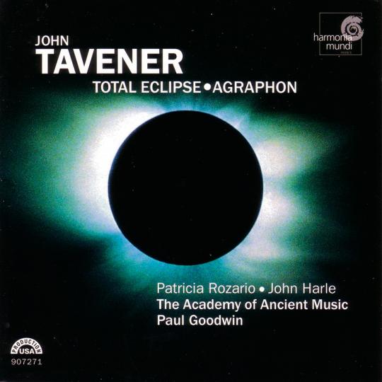 John Tavener. Total Eclipse. SACD.