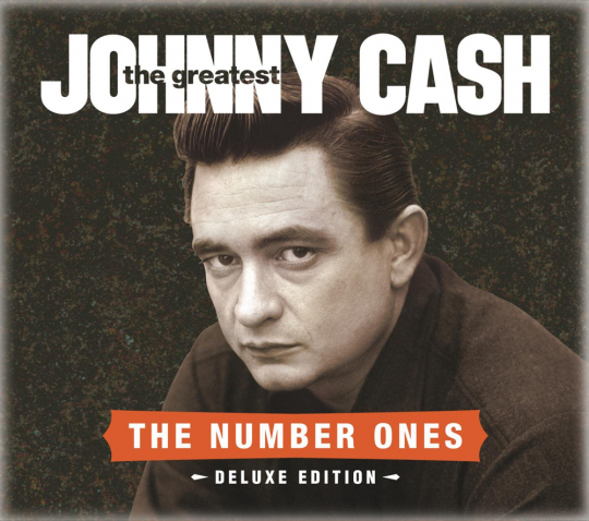 Johnny Cash. The Greatest (Deluxe Version). 1 CD, 1 DVD.