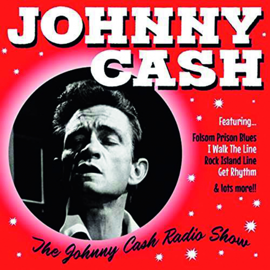 Johnny Cash. The Johnny Cash Radio Show. CD.