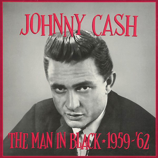 Johnny Cash. The Man In Black: 1959-62. 5 CDs.