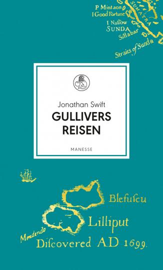 Jonathan Swift. Gullivers Reisen.