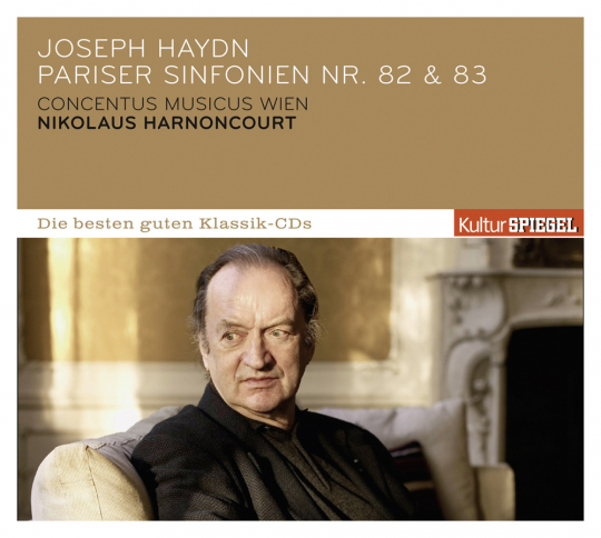 Joseph Haydn. Symphonien Nr.82 & 83. CD.