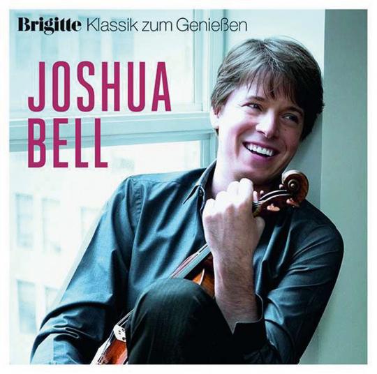 Joshua Bell. Brigitte Klassik zum Genießen. CD.