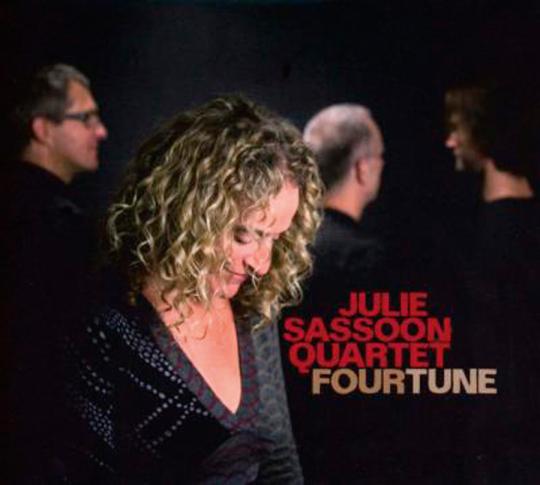 Julie Sassoon Quartet. Fourtune. CD.