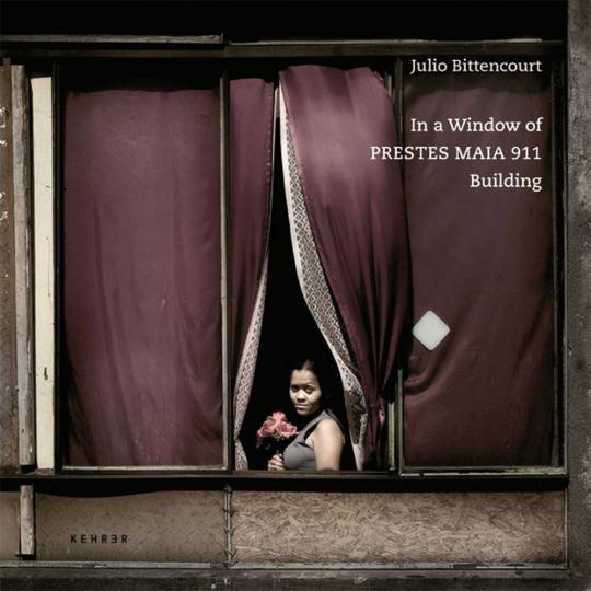 Julio Bittencourt. In a Window of Prestes Maia 911 Building.
