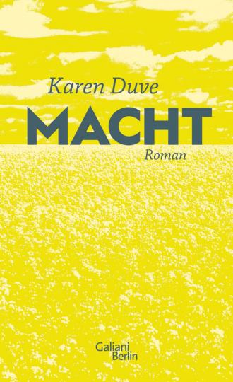 Karen Duve. Macht. Roman.
