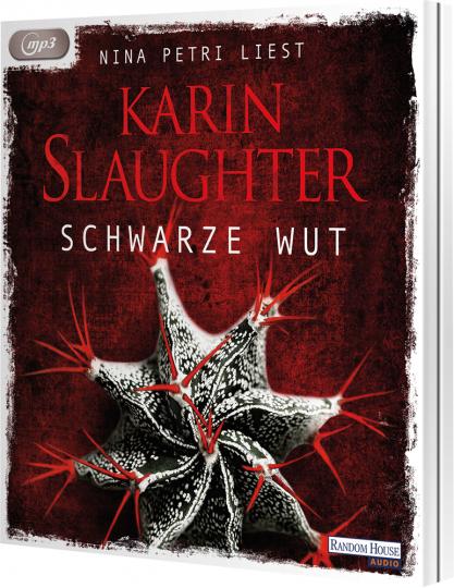 Karin Slaughter. Schwarze Wut. mp3-CD.
