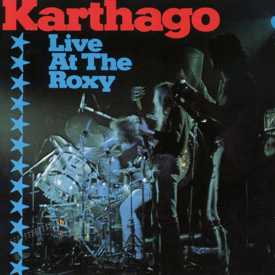 Karthago. Live At The Roxy. CD.