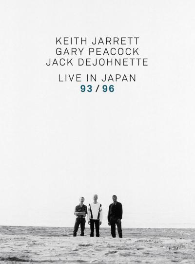 Keith Jarrett. Live In Japan 93/96. 2 DVDs.