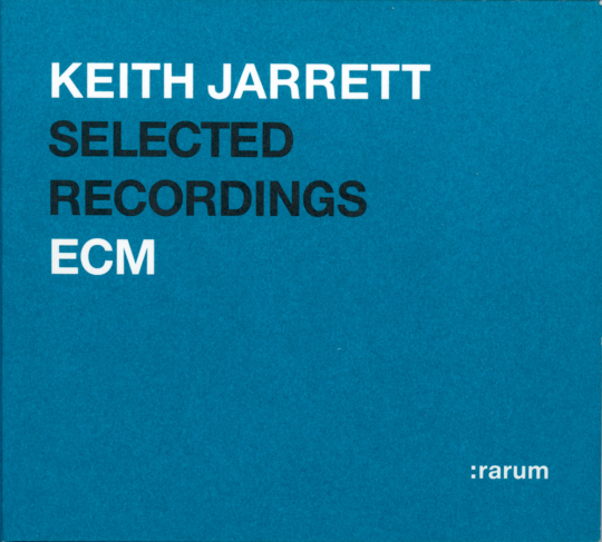 Keith Jarrett. Selected Recordings. 2 CDs.