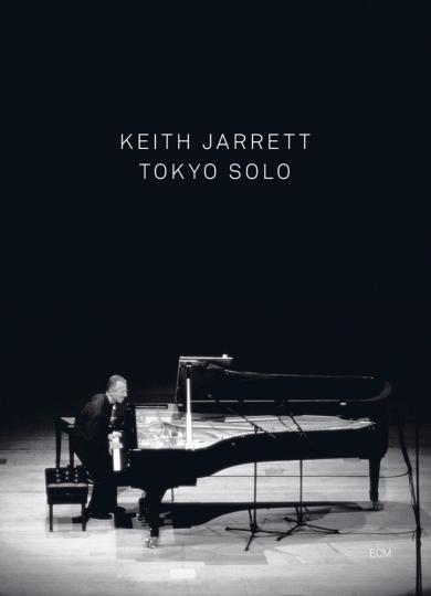 Keith Jarrett. Tokyo Solo 2002. DVD.