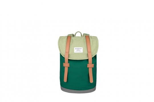 Kinder Rucksack »Stig Mini«, grün/grün.