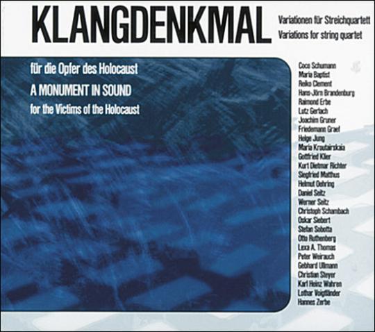 Klangdenkmal für die Opfer des Holocaust