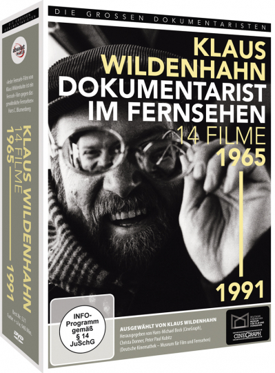 Klaus Wildenhahn Edition. 5 DVDs.