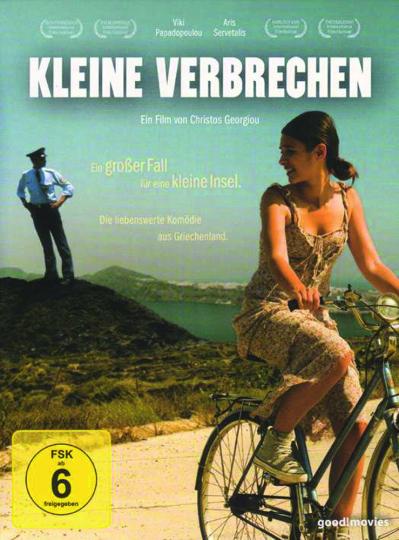 Kleine Verbrechen. DVD.