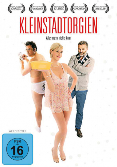 Kleinstadtorgien. DVD.