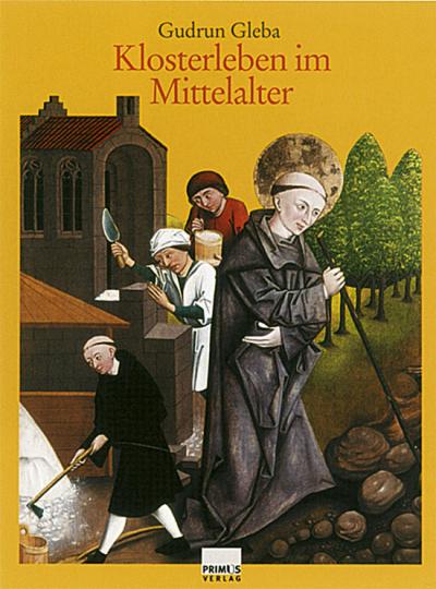 Klosterleben im Mittelalter.