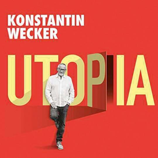 Konstantin Wecker. Utopia. CD.
