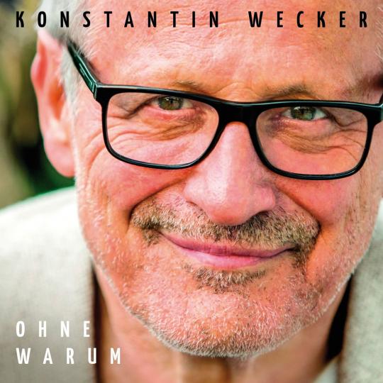 Konstantin Wecker. Ohne Warum. CD.