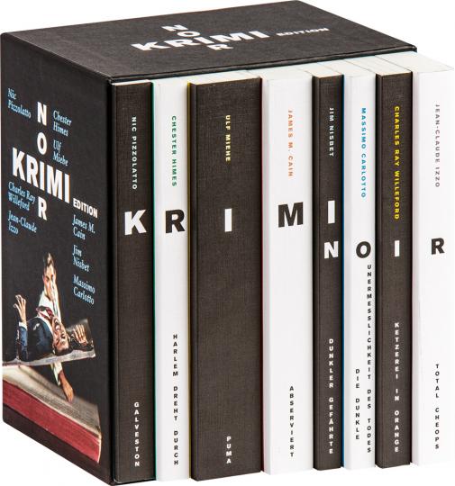 Krimi-Noir Edition.
