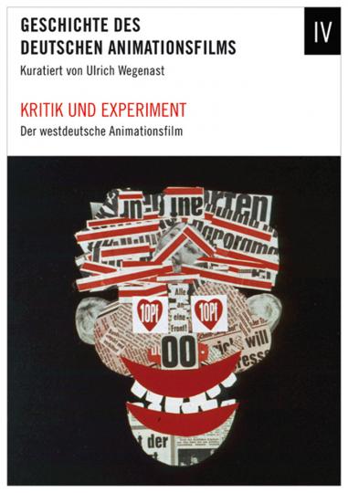 Kritik und Experiment - Der westdeutsche Animationsfilm. DVD.