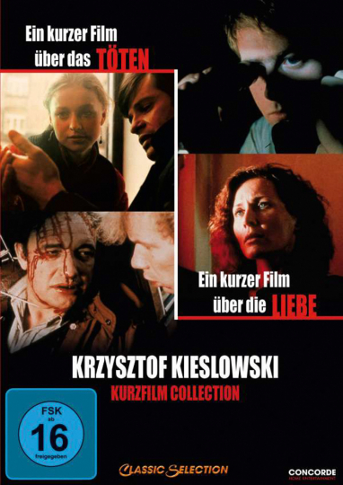 Krzysztof Kieslowski. Kurzfilm Collection. 2 DVDs.