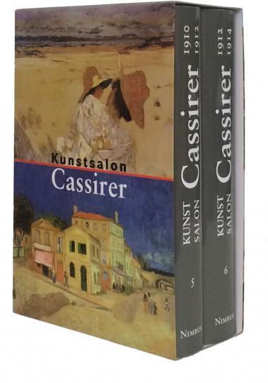 Kunstsalon Cassirer. Die Ausstellungen 1910-1914. 2 Bände.