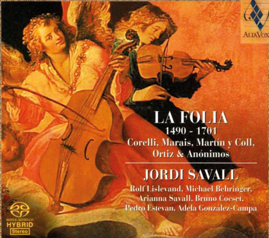 La Folia. Variationen 1490-1701. Hybrid-SACD.