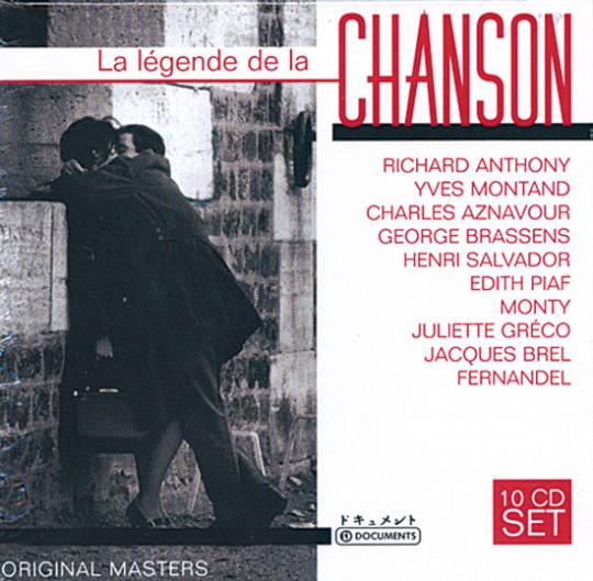 La Légende de la Chanson