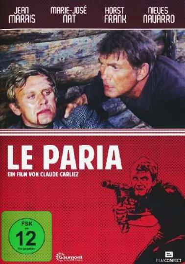 Le Paria. DVD.