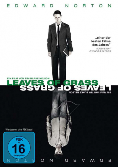 Leaves Of Grass. DVD.