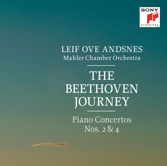 Leif Ove Andsnes. The Beethoven Journey. Klavierkonzerte Nr. 2 & 4. CD.