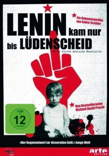 Lenin kam nur bis Lüdenscheid. DVD.