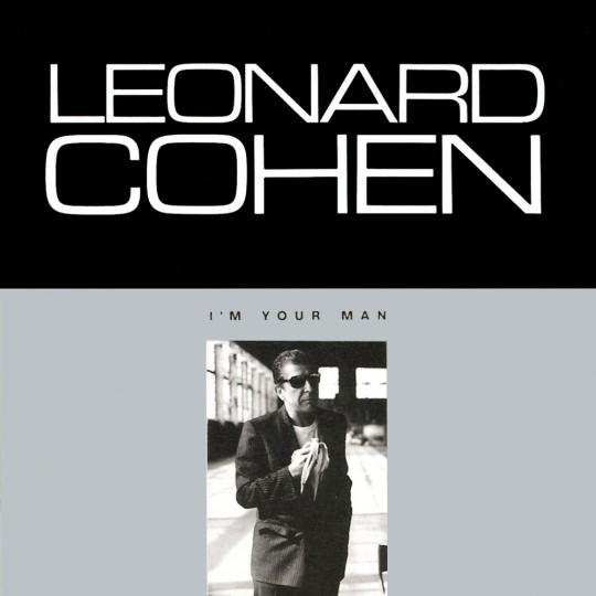 Leonard Cohen. I'm Your Man. CD.