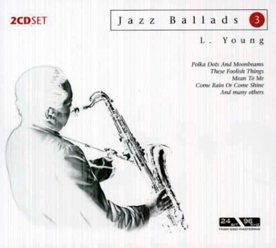 Lester Young. Jazz Ballads. 2 CDs.