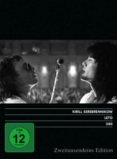Leto. DVD.