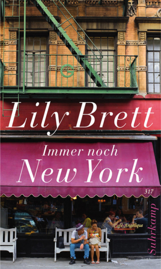 Lily Brett. Immer noch New York.