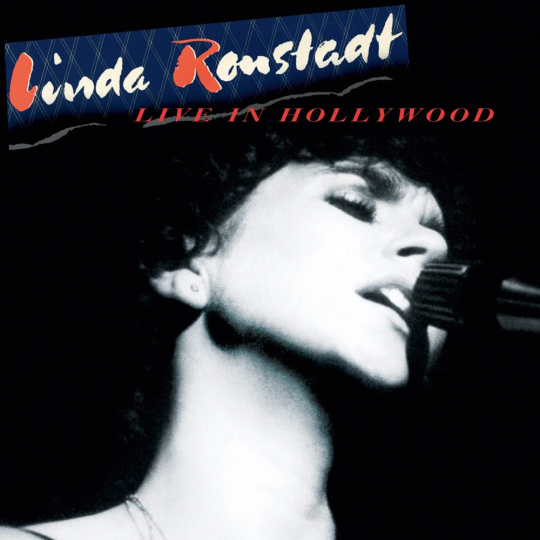 Linda Ronstadt. Live In Hollywood (remastered). CD.
