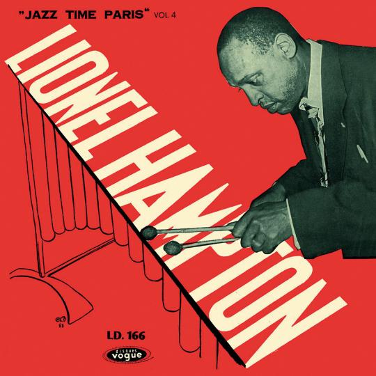 Lionel Hampton. Jazz Time Paris Vol. 4, 5 & 6. CD.